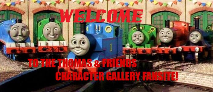 Thomas and Friends Character Gallery